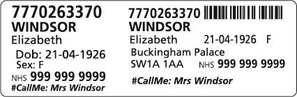#CallMe label