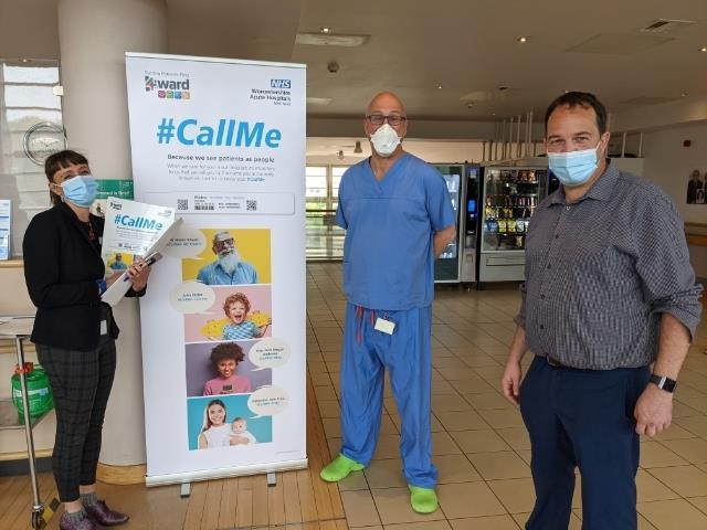 #CallMe Team
